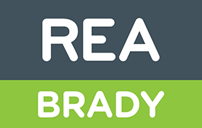 REA Brady (Carrick-on-Shannon) Logo